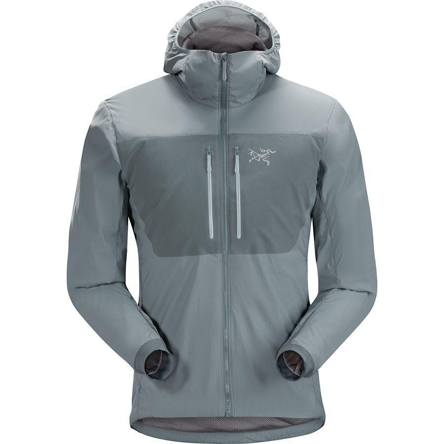 (取寄)アークテリクス メンズ プロトン FL フーデッド インサレーテッド ジャケット Arc'teryx Men's Proton FL Hooded Insulated Jacket Proteus