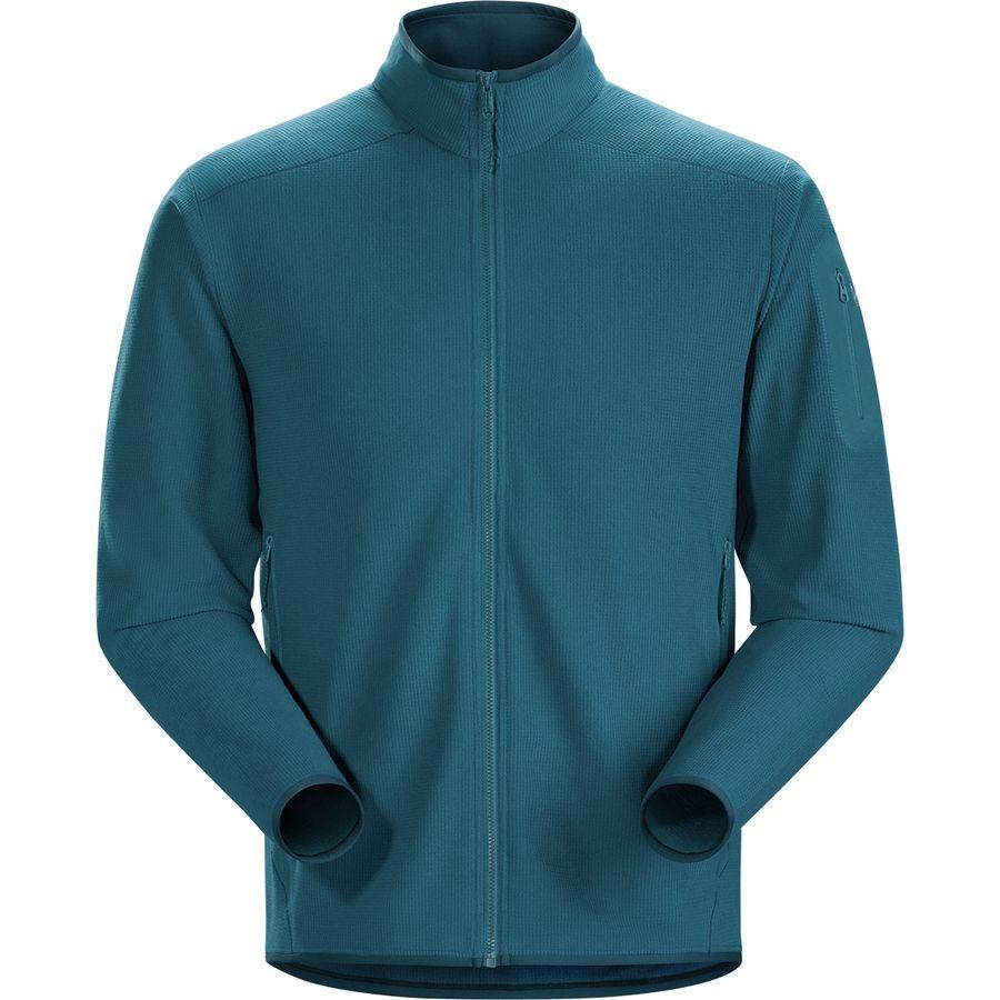 (取寄)アークテリクス メンズ デルタ LT フリース ジャケット Arc'teryx Men's Delta LT Fleece Jacket Iliad