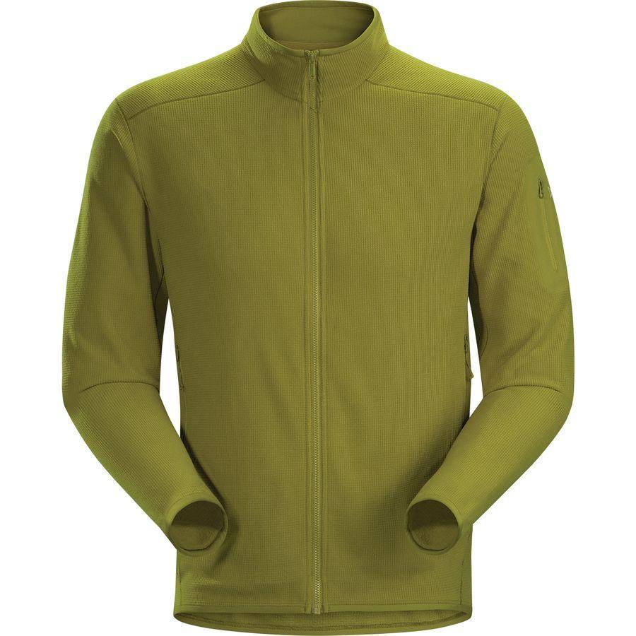 (取寄)アークテリクス メンズ デルタ LT フリース ジャケット Arc'teryx Men's Delta LT Fleece Jacket Yukon