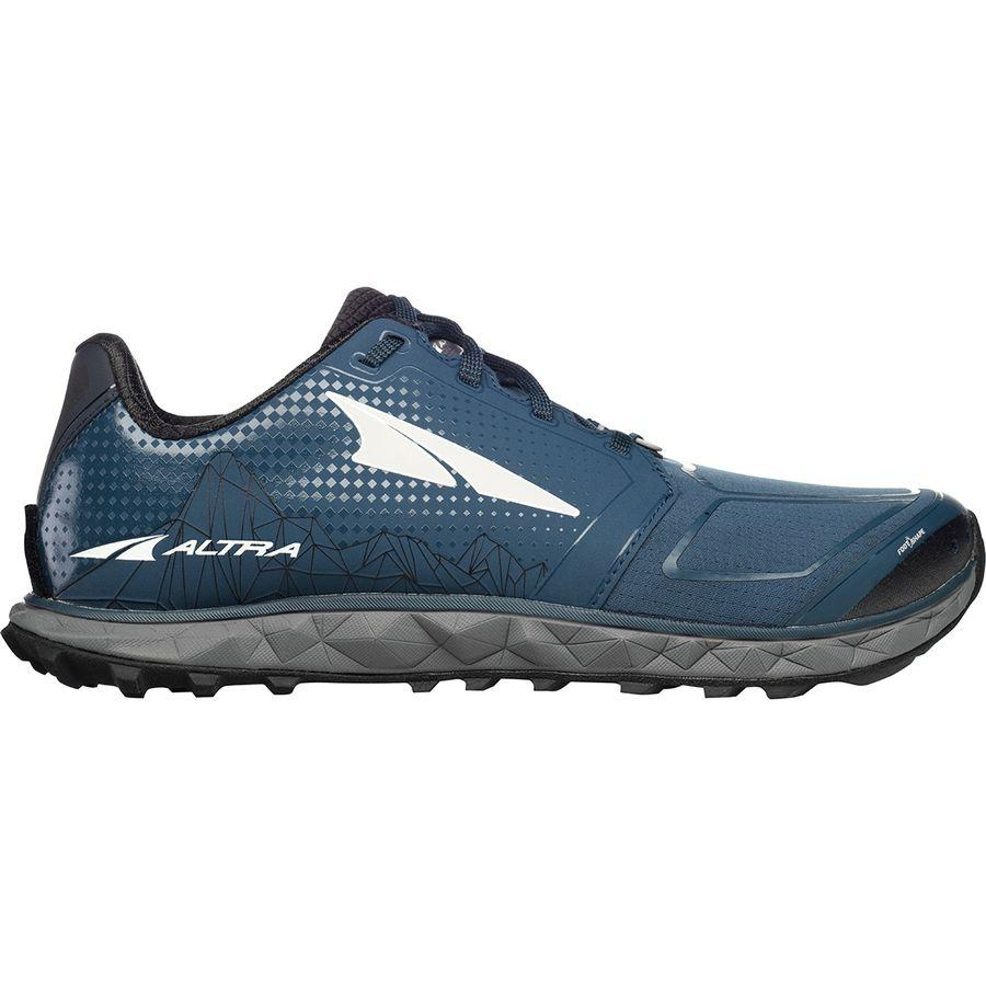 (取寄)アルトラ メンズ ス ペリオル 4.0トレイル ランニングシューズ Altra Men's Superior 4.0 Trail Running Shoe Blue/Gray