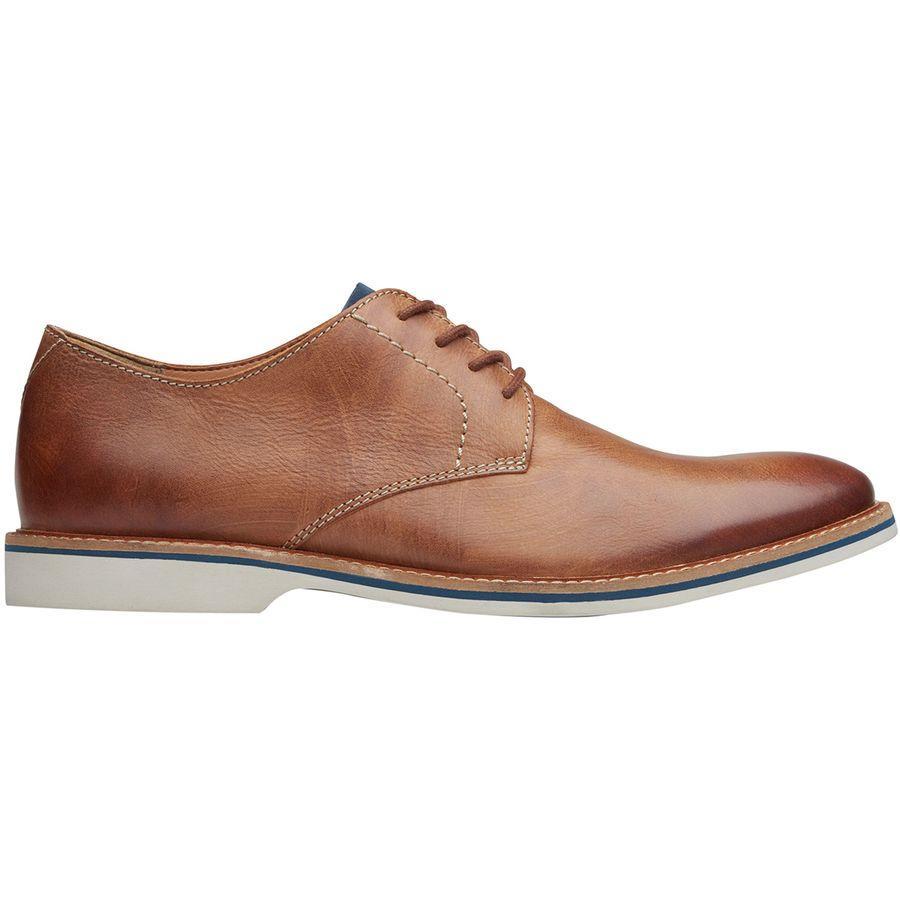 (取寄)クラークス メンズ アティカス レース シューズ Clarks Men's Atticus Lace Shoe Tan Leather