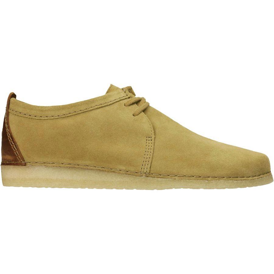 (取寄)クラークス メンズ アシュトン シューズ Clarks Men's Ashton Shoe Oak Suede