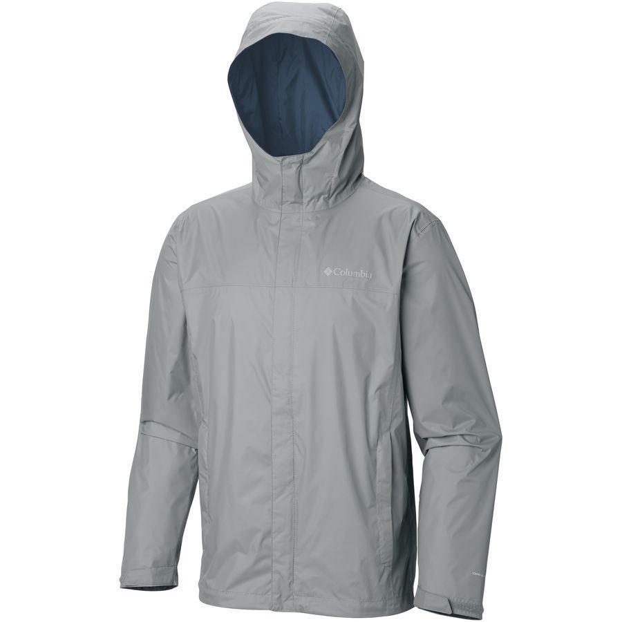 (取寄)コロンビア メンズ ウォータータイト 2 ジャケット Columbia Men's Watertight II Jacket Cool Grey