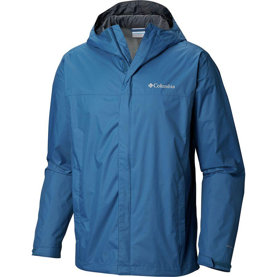 (取寄)コロンビア メンズ ウォータータイト 2 ジャケット Columbia Men's Watertight II Jacket Impulse Blue