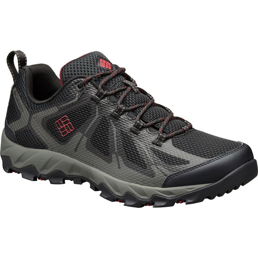 (取寄)コロンビア メンズ ピークフリーク Xcrsn 2 エクセル ロウ ハイキングシューズ Columbia Men's Peakfreak Xcrsn II Xcel Low Hiking Shoe Black/Rocket