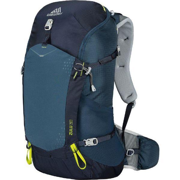 (取寄)グレゴリー ユニセックス ズール 30L バックパック Gregory Men's Zulu 30L Backpack Navy Blue