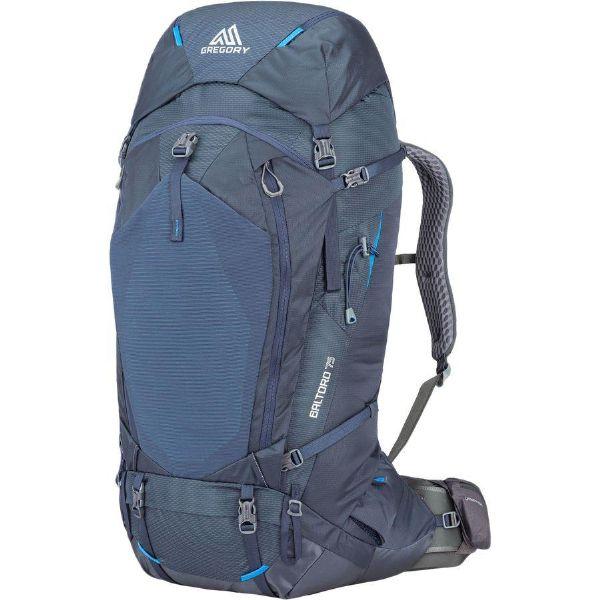 (取寄)グレゴリー ユニセックス バルトロ 75L バックパック Gregory Men's Baltoro 75L Backpack Dusk Blue