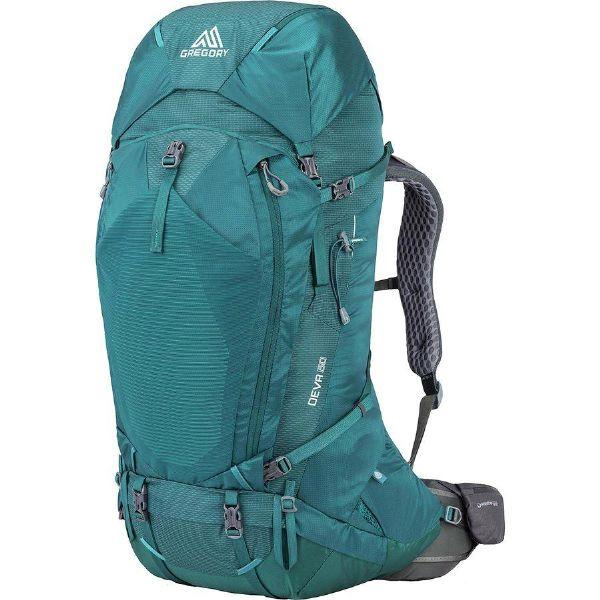 (取寄)グレゴリー レディース ディーバ 60L バックパック Gregory Women Deva 60L Backpack Antigua Green