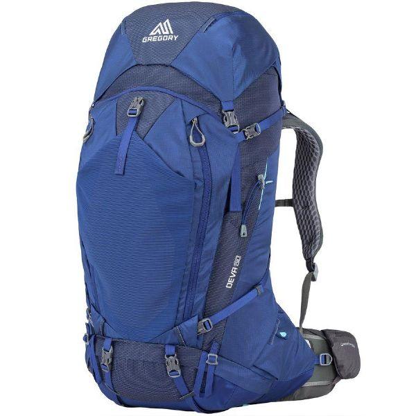 (取寄)グレゴリー レディース ディーバ 60L バックパック Gregory Women Deva 60L Backpack Nocturne Blue