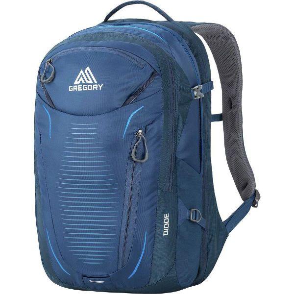 (取寄)グレゴリー ユニセックス ダイオード 34L バックパック Gregory Men's Diode 34L Backpack Xeno Navy