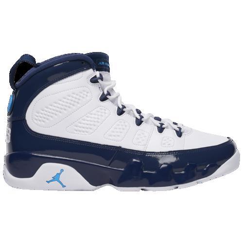 (取寄)ジョーダン メンズ レトロ 9 Jordan Men's Retro 9 White University Blue Midnight Navy