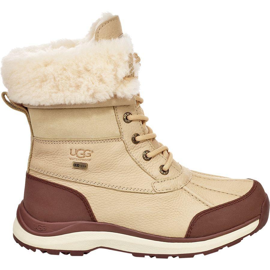 (取寄)アグ レディース スノーシューズ アディロンダック 3 ブーツ UGG Women Adirondack III Boot Sand