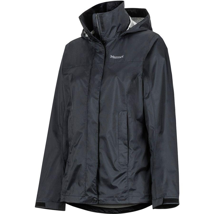 (取寄)マーモット レディース PreCip エコ ジャケット Marmot Women PreCip Eco Jacket Black