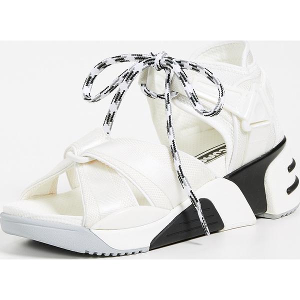 (取寄)マークジェイコブス レディース サムウェア スポーツ サンダル ウィズ ソックス Marc Jacobs Women's Somewhere Sport Sandals with Socks WhiteMulti
