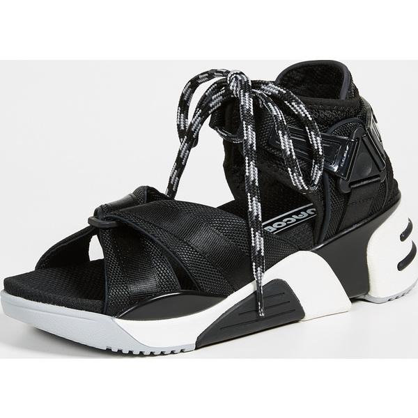 (取寄)マークジェイコブス レディース サムウェア スポーツ サンダル ウィズ ソックス Marc Jacobs Women's Somewhere Sport Sandals with Socks BlackMulti