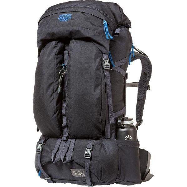 (取寄)ミステリーランチ ユニセックス グレイシャー 70L バックパック Mystery Ranch Men's Glacier 70L Backpack Abyss