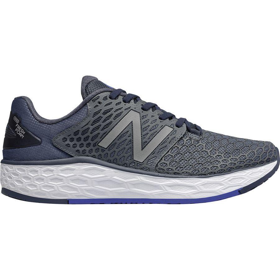 (取寄)ニューバランス メンズ フレッシュ フォーム Vongo v3 ランニングシューズ New Balance Men's Fresh Foam Vongo v3 Running Shoe Pigmnet/UV Blue