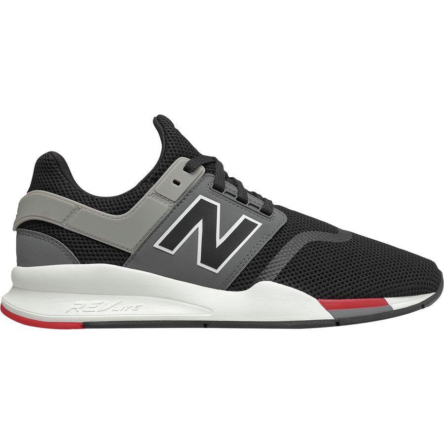 (取寄)ニューバランス メンズ 247v2 シューズ New Balance Men's 247v2 Shoe Black