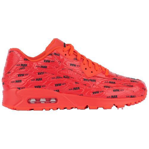 (取寄)ナイキ メンズ エア マックス 90 Nike Men's Air Max 90 Bright Crimson Bright Crimson Black