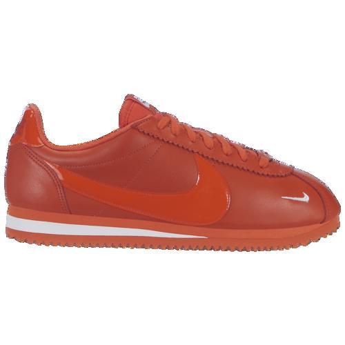 (取寄)ナイキ レディース クラシック コルテッツ プレミアム Nike Women's Classic Cortez Premium Team Orange Team Orange White