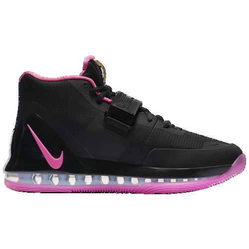 (取寄)ナイキ メンズ エア フォース マックス Nike Men's Air Force Max Black Pink Blast Blue Chill Anthracite