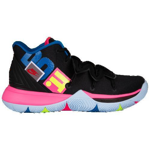 (取寄)ナイキ メンズ カイリー 5 カイリー アービング Nike Men's Kyrie 5 Kyrie Irving Black Volt Hyper Pink