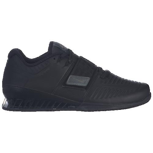 (取寄)ナイキ メンズ ロマレオス 3XD Nike Men's Romaleos 3XD Black Metallic Bomber Grey