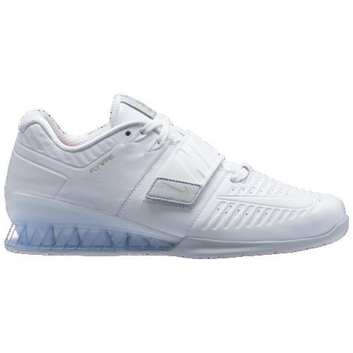 (取寄)ナイキ メンズ ロマレオス 3XD Nike Men's Romaleos 3XD White Metallic Platinum