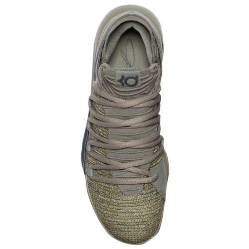 watch 7e340 b8b57 (order) Nike men KD 10 Kevin Durant Nike Men s KD X Kevin Durant Dark Stucco  Anthracite