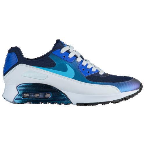 (取寄)ナイキ レディース エア マックス 90 ウルトラ 2.0 Nike Women's Air Max 90 Ultra 2.0 Midnight Navy Light Blue Fury Comet Blue Blue Tint