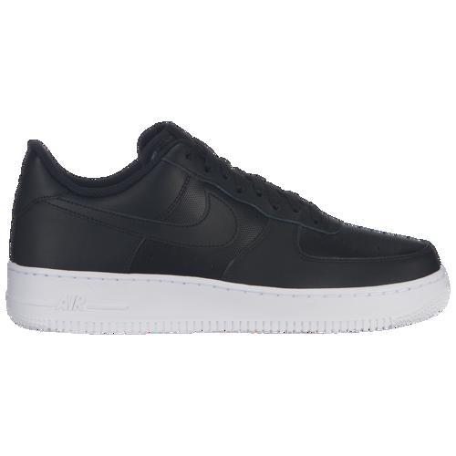 (取寄)ナイキ メンズ エア フォース 1 ロー Nike Men's Air Force 1 Low Black Black White
