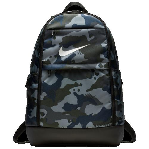 (取寄)ナイキ メンズ ブラジリア エックスラージ バックパック Nike Brasilia X-Large Backpack Dark Grey Black White