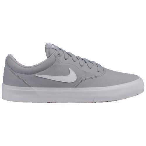 (取寄)ナイキ メンズ エスビー チャージ Nike Men's SB Charge Wolf Grey White