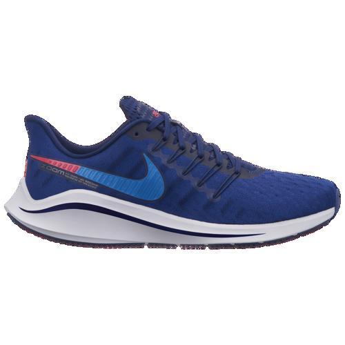 (取寄)ナイキ メンズ エア ズーム ボメロ 14 Nike Men's Air Zoom Vomero 14 Indigo Force Photo Blue Red Orbit Blue Void White