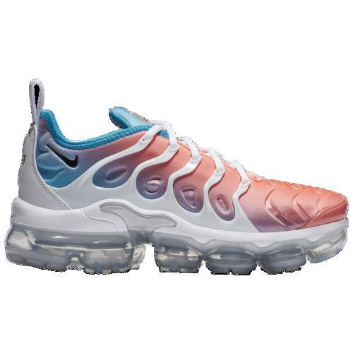 (取寄)ナイキ レディース エア ヴェイパーマックス プラス Nike Women's Air Vapormax Plus Lava Glow Blue Fury White Black