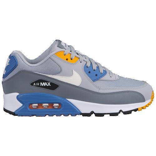 (取寄)ナイキ メンズ エア マックス 90 Nike Men's Air Max 90 Wolf Grey White Indigo Storm