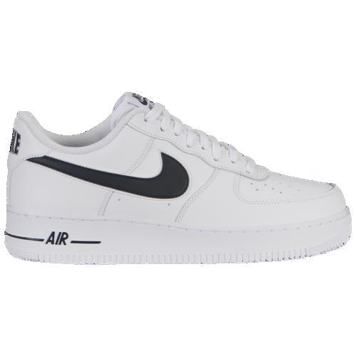 (取寄)ナイキ メンズ エア フォース 1 ロー Nike Men's Air Force 1 Low White Black