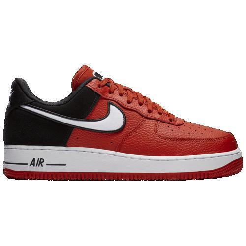(取寄)ナイキ メンズ エア フォース 1 LV8 Nike Men's Air Force 1 LV8 Mystic Red White Black