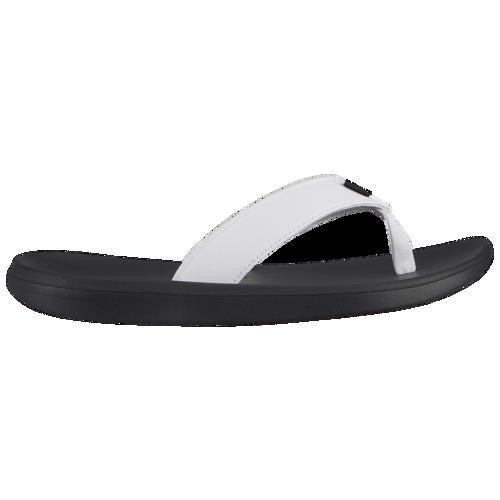 (取寄)ナイキ メンズ サンダル ケパ カイ トング Nike Men's Kepa Kai Thong White Black
