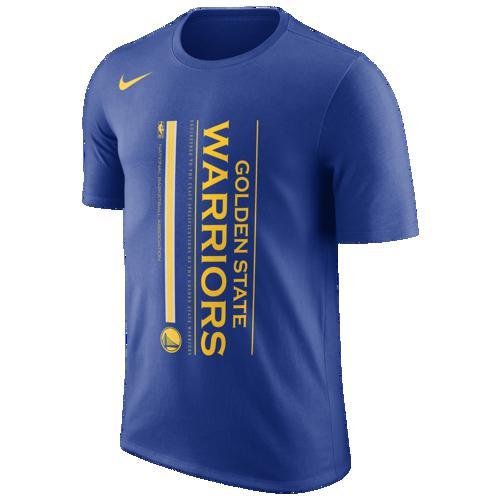 (取寄)ナイキ メンズ NBA バーティカル ワードマーク レジェンド Tシャツ ゴールデン ステイト ウォリアーズ Nike Men's NBA Vertical Wordmark Legend T-Shirt ゴールデン ステイト ウォリアーズ Rush Blue