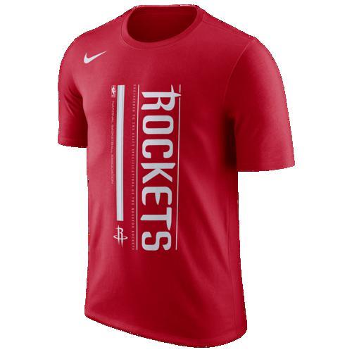 (取寄)ナイキ メンズ NBA バーティカル ワードマーク レジェンド Tシャツ ヒューストン ロケッツ Nike Men's NBA Vertical Wordmark Legend T-Shirt ヒューストン ロケッツ University Red