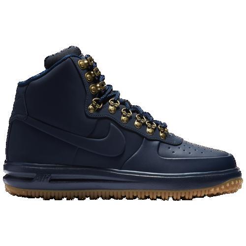 (取寄)ナイキ メンズ ルナ フォース 1 ダックブーツ '18 Nike Men's Lunar Force 1 Duckboot '18 Obsidian Gum