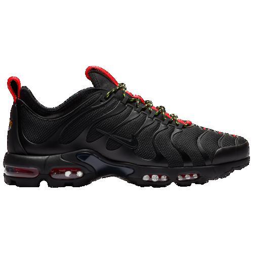 (取寄)ナイキ メンズ エア マックス プラス TN ウルトラ Nike Men's Air Max Plus TN Ultra Black Anthracite University Red Volt