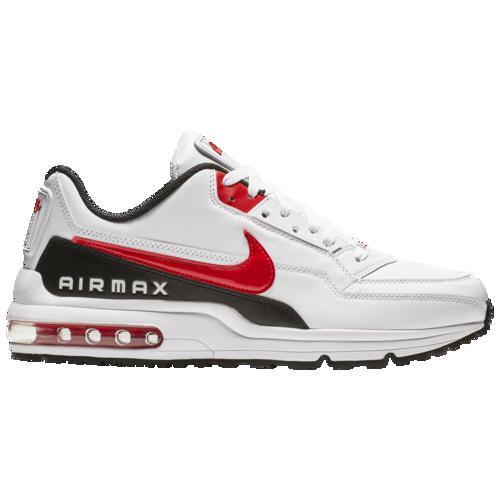 (取寄)ナイキ メンズ エア マックス リミテッドエディション 3 Nike Men's Air Max LTD 3 White University Red Black