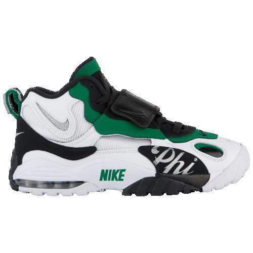 (取寄)ナイキ メンズ エア マックス スピード ターフ Nike Men's Air Max Speed Turf White Metallic Silver Pine Green Black