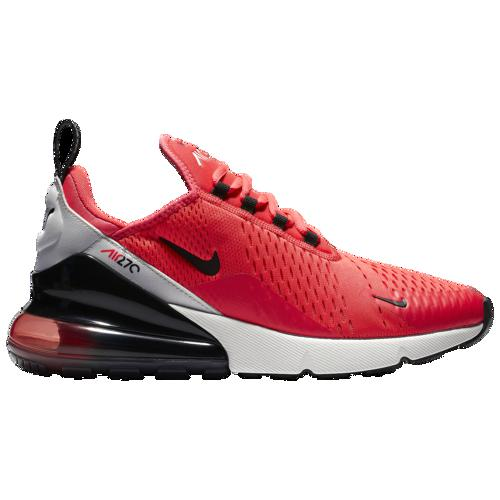 (取寄)ナイキ メンズ エア マックス 270 Nike Men's Air Max 270 Red Orbit Black Vast Grey