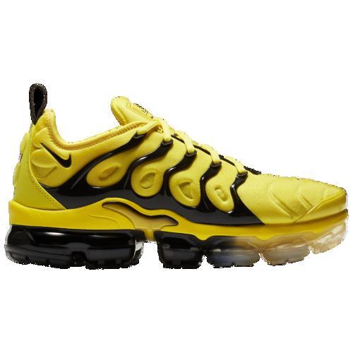 (取寄)ナイキ メンズ エア ヴェイパーマックス プラス Nike Men's Air Vapormax Plus Opti Yellow Black Opti Yellow White