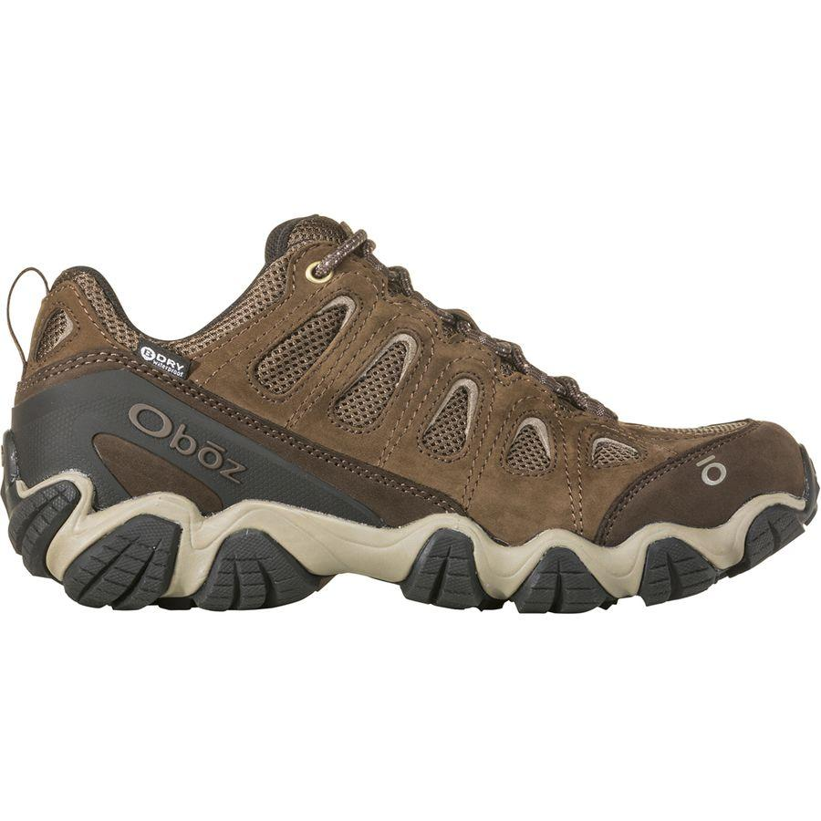 (取寄)オボズ メンズ ソートゥース 2 ロウ B-Dry ハイキングシューズ Oboz Men's Sawtooth II Low B-Dry Hiking Shoe Walnut