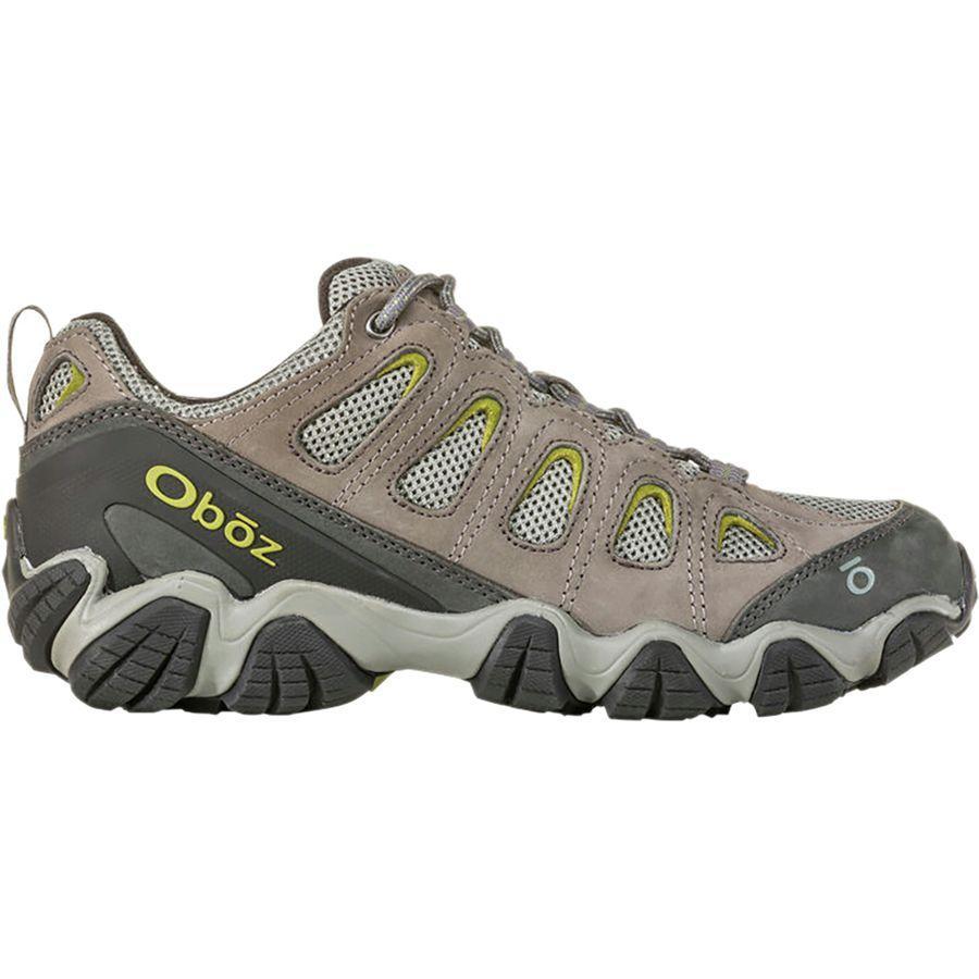 (取寄)オボズ メンズ ソートゥース 2 ロウ ハイキングシューズ Oboz Men's Sawtooth II Low Hiking Shoe Pewter