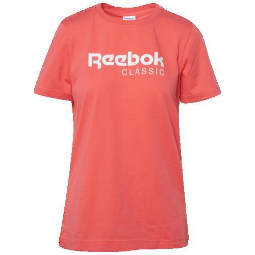 (取寄)リーボック レディース クラシック グラフィック Tシャツ Reebok Women's Classic Graphic T-Shirt Bright Rose